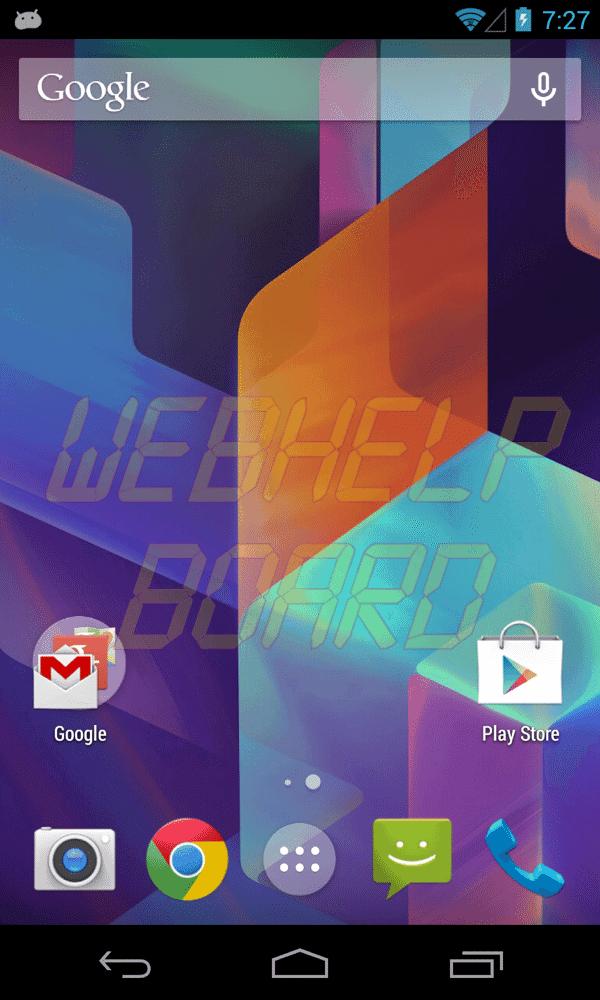 nexus 5 Apps Google Services 2 - Tutorial: instale os novos aplicativos do Nexus 5 no seu Android (Google Services do Android 4.4 Kitkat)