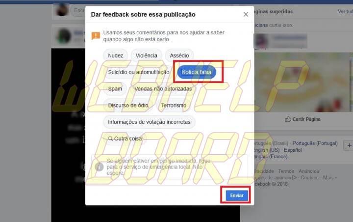 2 4 720x452 - Tutorial: como denunciar postagens com fake news no Facebook