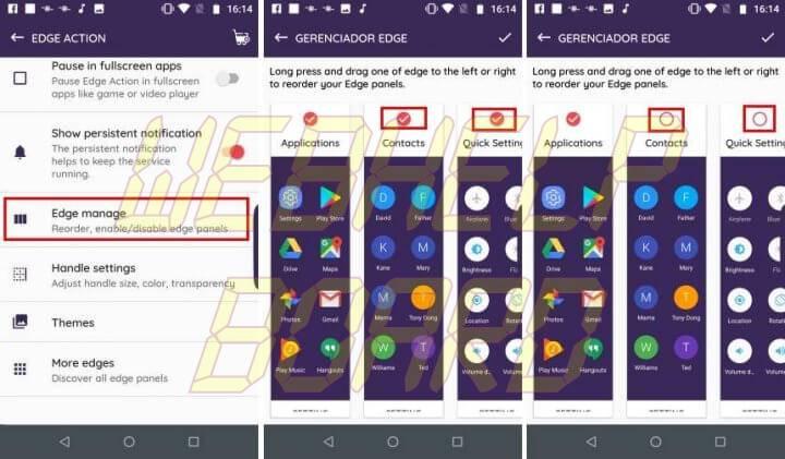 2 9 720x421 - Tutorial: Como ter os atalhos de canto do Galaxy S9 no seu Android