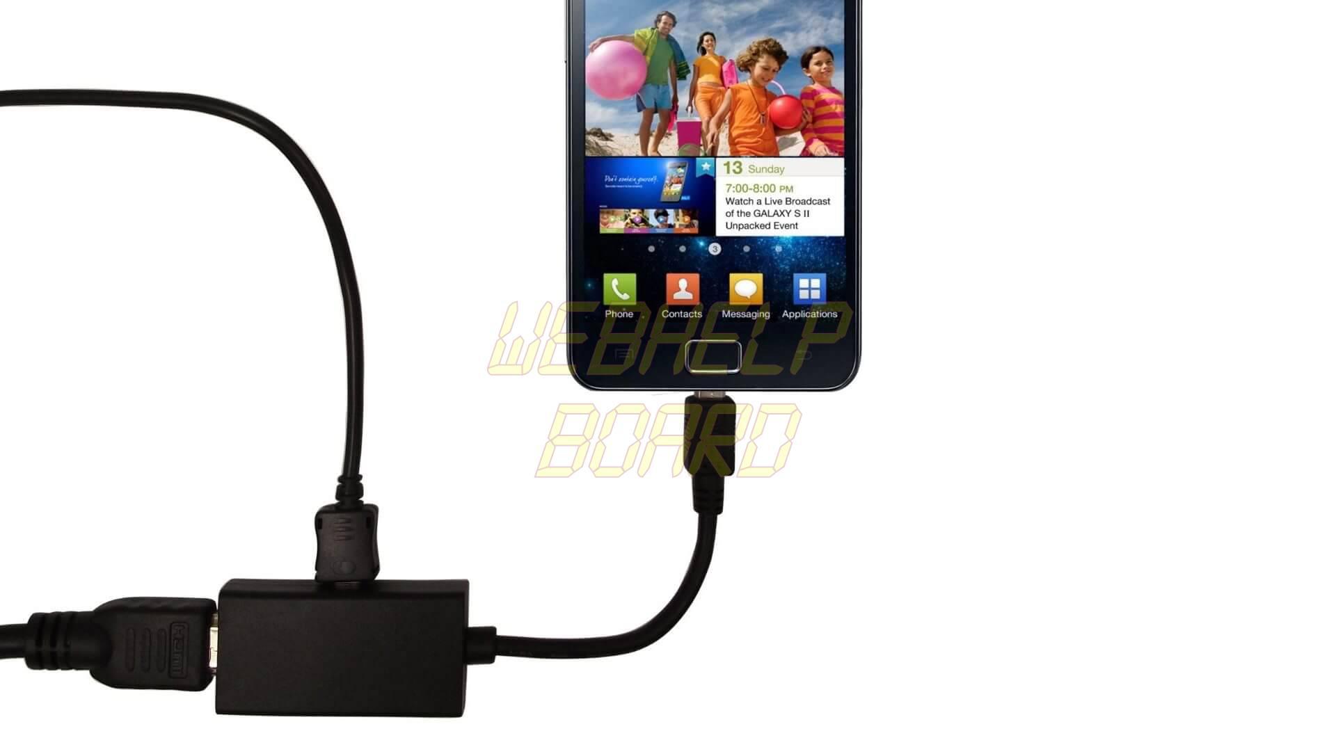 71bvyshak3l. sl1500  - Como transmitir a tela do celular para a TV