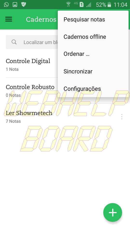 Screenshot 2017 09 08 11 04 46 - Tutorial: Como organizar sua vida com o Evernote