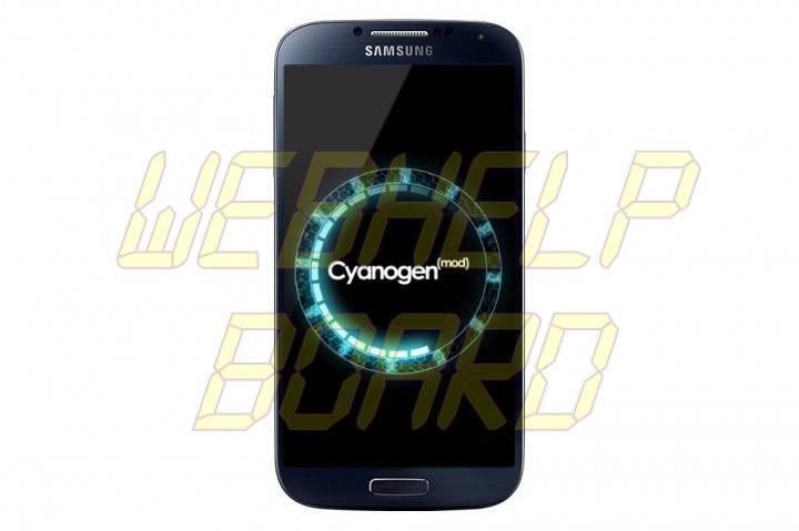 samsung galaxy s4 cyanogenmod 720x479 - Tutorial: instale a ROM CyanogenMOD 10.1 no Samsung Galaxy S4 (GT-i9505)