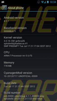 Screenshot 2012 07 17 22 34 04 - Tutorial: ROM CyanogenMOD 10 com Android 4.1.1 Jelly Bean para o Galaxy SIII (GT-i9300)