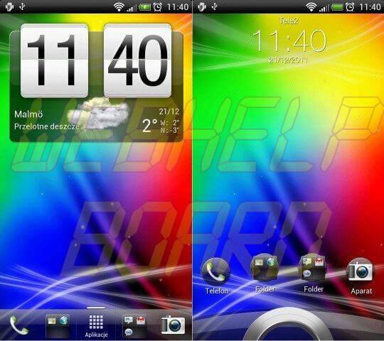 Sensation new 540x480 - HTC Sensation e Incredible S ganham ROMs com o Android 4.0.1