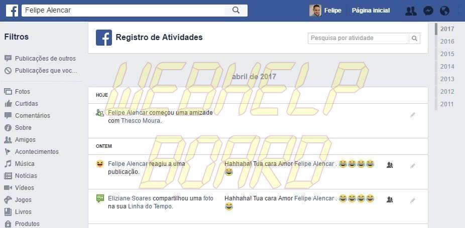 Unknown 1 - Tutorial: Como esconder os amigos que adiciono no Facebook