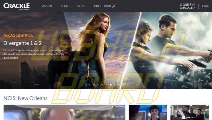 crackle 720x410 - Saiba como assistir filmes online gratuitos na internet de forma legal