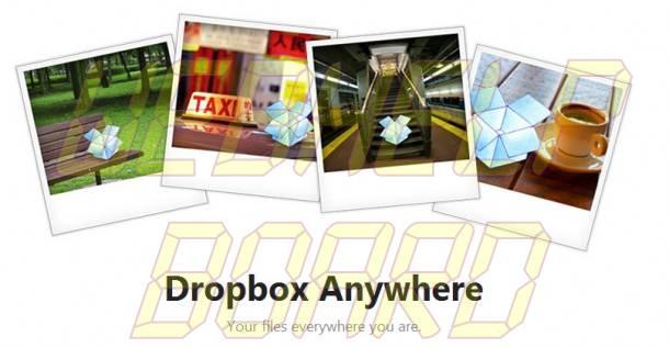 dropbox 610x317 - Faça upload automático de suas fotos e vídeos com Dropbox