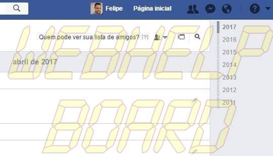 lalala - Tutorial: Como esconder os amigos que adiciono no Facebook