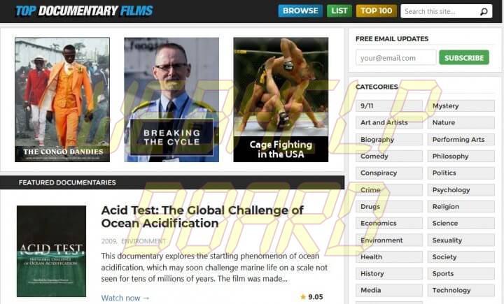 topdoc 720x435 - Saiba como assistir filmes online gratuitos na internet de forma legal