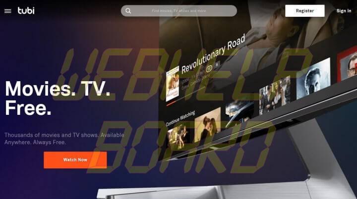 tubi 720x402 - Saiba como assistir filmes online gratuitos na internet de forma legal