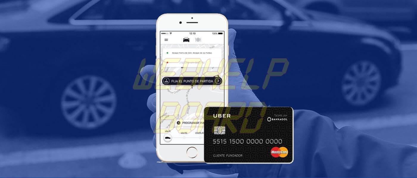 uber 1 - Tutorial: Como pagar a corrida de Uber com cartão de débito