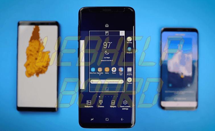 video 1 - Tela de bloqueio em video: saiba como mudar seu Galaxy S8, Note 8 ou S9