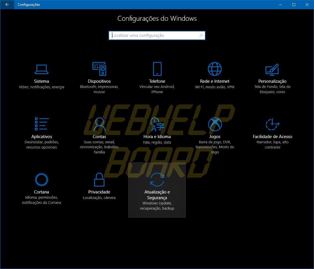 windows update 01 - Windows 10 April 2018 Update: como atualizar seu computador