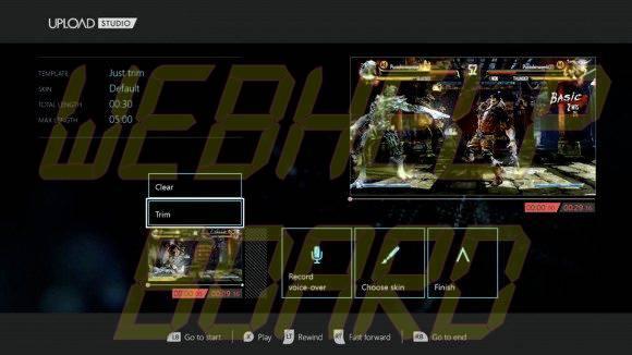 upload studio editing - Upload Studio para Xbox One: será o fim das placas de captura?