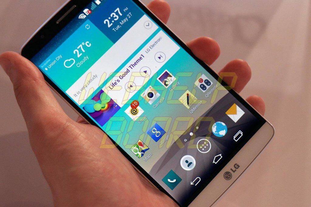 LG G3 Tweak box root update atualizacao - Tutorial: Acesso Root, Xposed, G3 Tweak Box e instalação de atualizações no LG G3