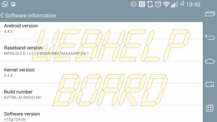 LG G3 update 720x405 - Tutorial: Acesso Root, Xposed, G3 Tweak Box e instalação de atualizações no LG G3