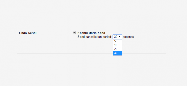 Limitações do Undo Send Gmail 720x333 - Tutorial: aprenda a cancelar o envio de emails no Gmail