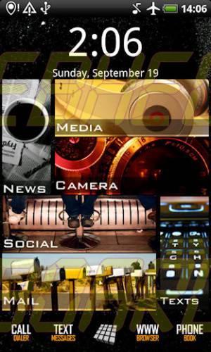 desktop visualizer 2 300x500 - Tutorial: mudando a cara do seu smartphone Android (Windows Phone 7)