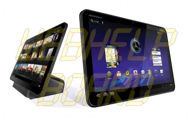 motorola xoom tablet 610x392 - Tutorial: Motorola XOOM com Android 4.0.3 e telefone + SIP + SMS