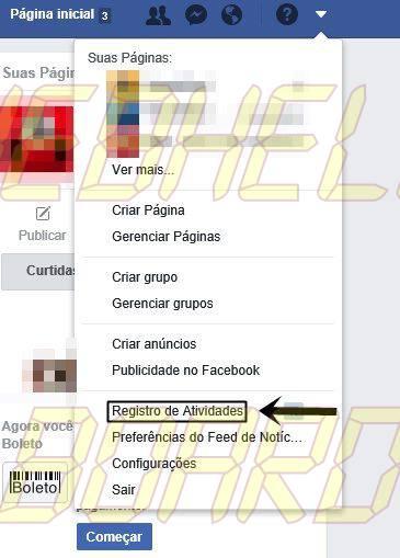 tuto face 01 - Facebook: como impedir que amigos saibam quem você adiciona
