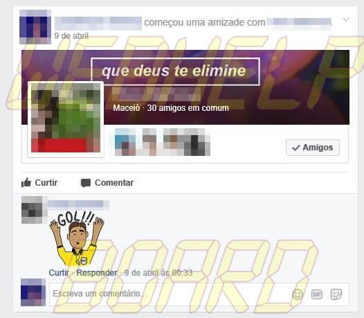 tuto face 06 - Facebook: como impedir que amigos saibam quem você adiciona