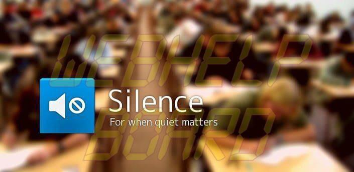 unnamed - Silence: silencie seu smartphone Android automaticamente em horários determinados