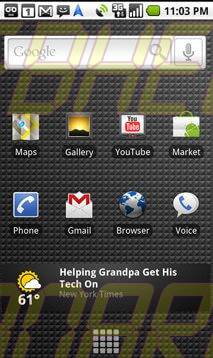 Fullscreen capture 05012010 190228.bmp - Como configurar a internet TIM 3G GPRS e WAP no Google Nexus One