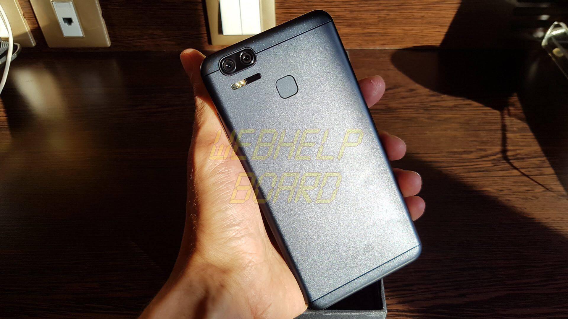 Layout ZenFone 3 ZOOM - Dicas e truques para o Zenfone 3 Zoom
