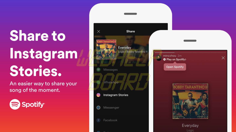SPOTIFY - Como compartilhar músicas do Spotify no Instagram