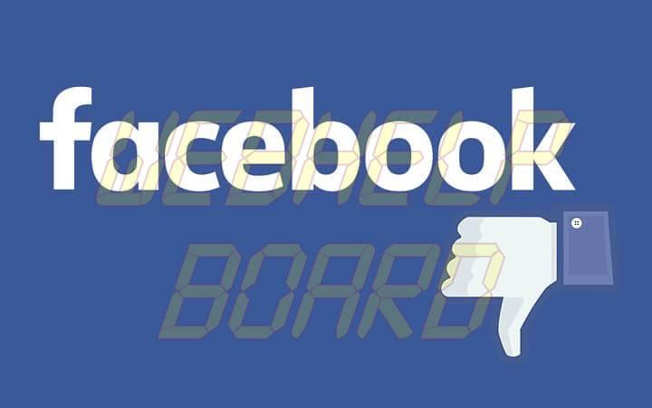 facebook nao curtir - Facebook: como esconder publicações de páginas que você não gosta