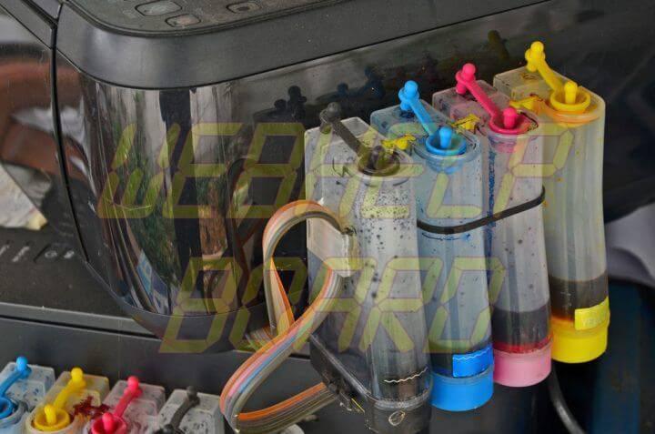 impressora jato de tinta com bulk ink 720x477 - Tutorial: faça sua impressora funcionar na nuvem para imprimir do celular