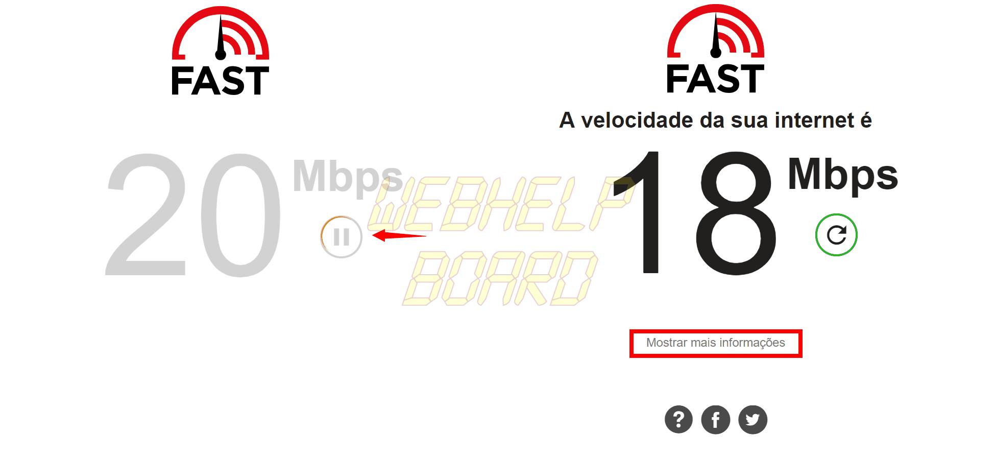 2 PC - Saiba como usar o FAST, da Netflix, para medir a velocidade de sua internet