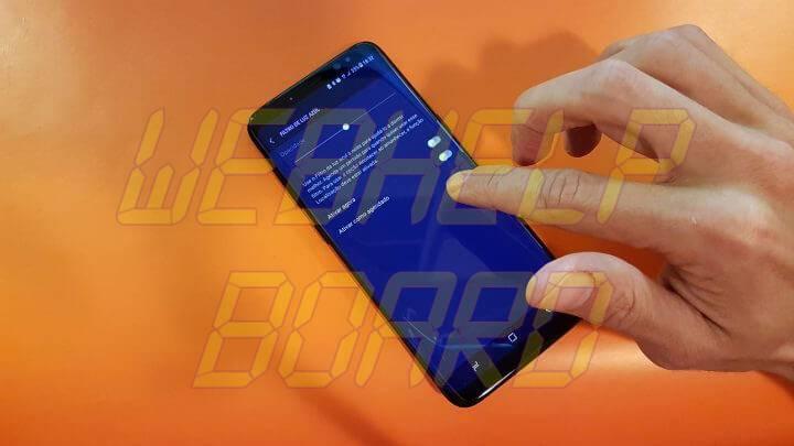 FILTRO DE LUZ AZUL GALAXY S8 720x405 - Dicas e truques para o Samsung Galaxy S8 ou S8+