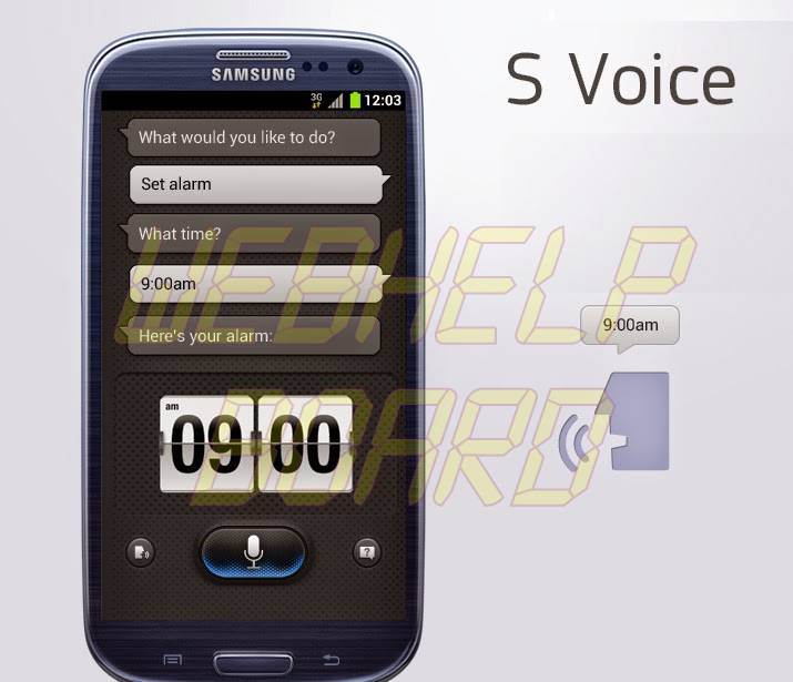 S Voice - Tutorial: Samsung Galaxy S3 (GT-I9300) recebe atualização 4.2.2 com S-Voice em PT-BR