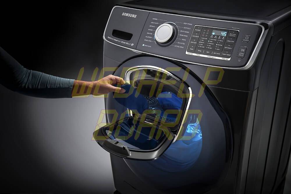 capa 6 - AddWash: retire o parafuso antes de ligar a máquina pela primeira vez