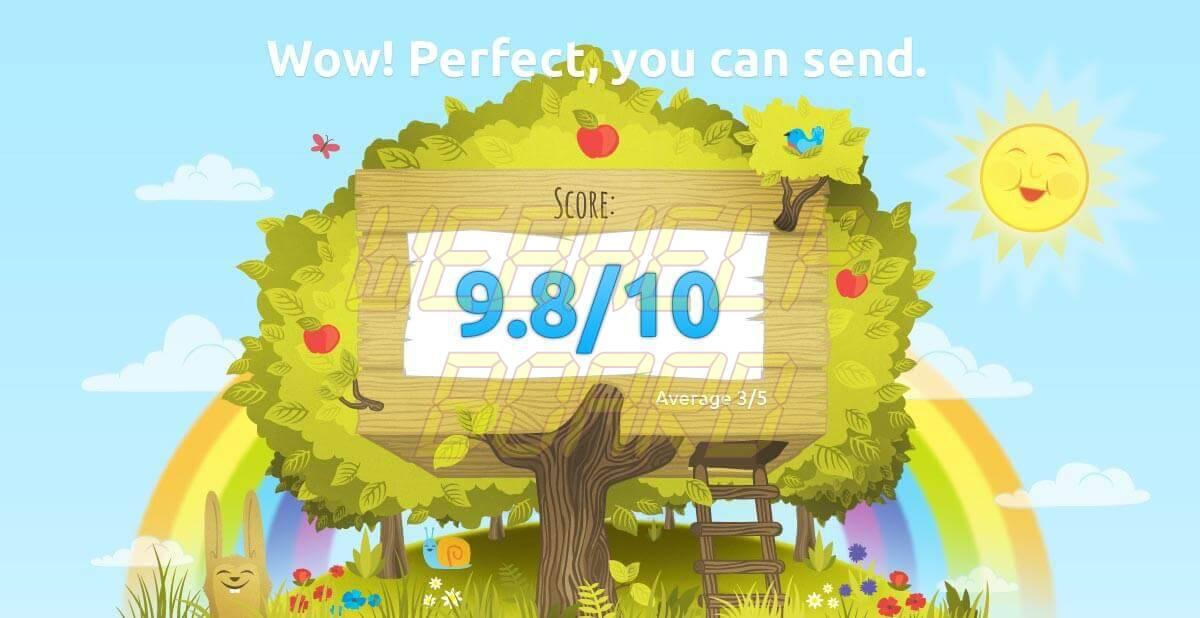 score5 - Tutorial: teste se seu e-mail é considerado spam