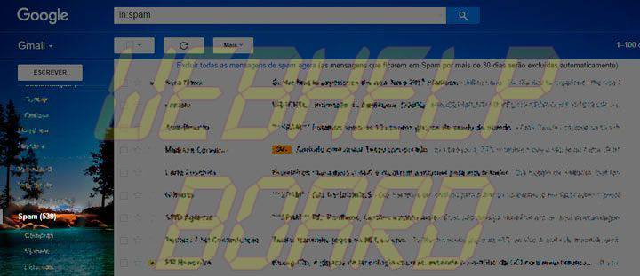 spam gmail 720x311 - Tutorial: teste se seu e-mail é considerado spam