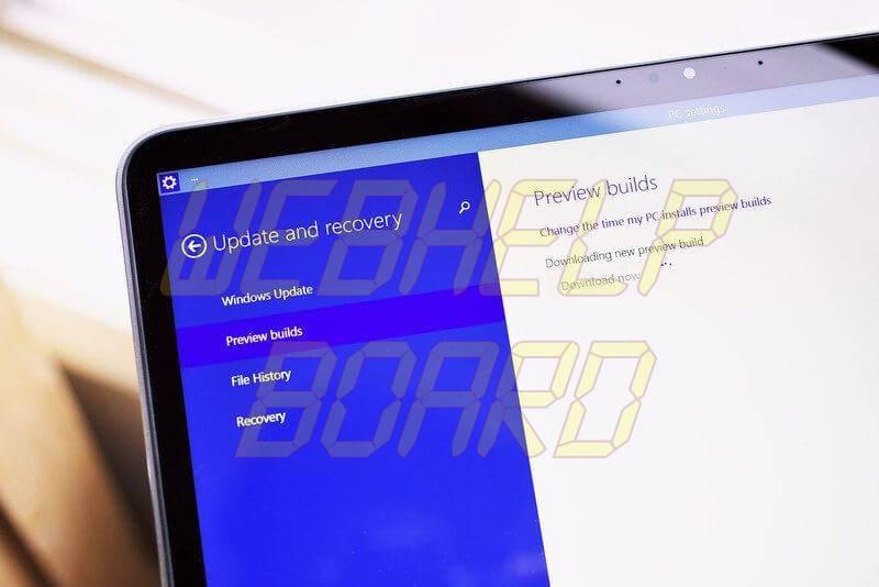 windows 10 preview update photo - Aprenda como esconder ou bloquear atualizações indesejadas no Windows 10