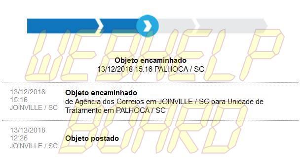 www - Correios: como rastrear pacotes e encomendas