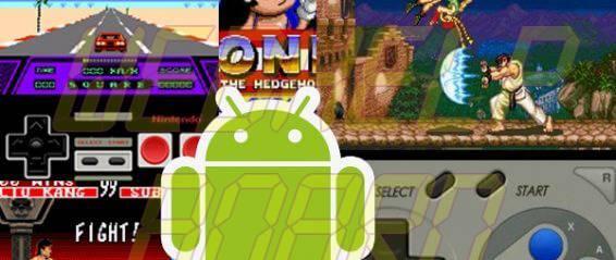 Emulador1 - Emuladores e ROMs: Jogue os clássicos dos videogames no seu Android