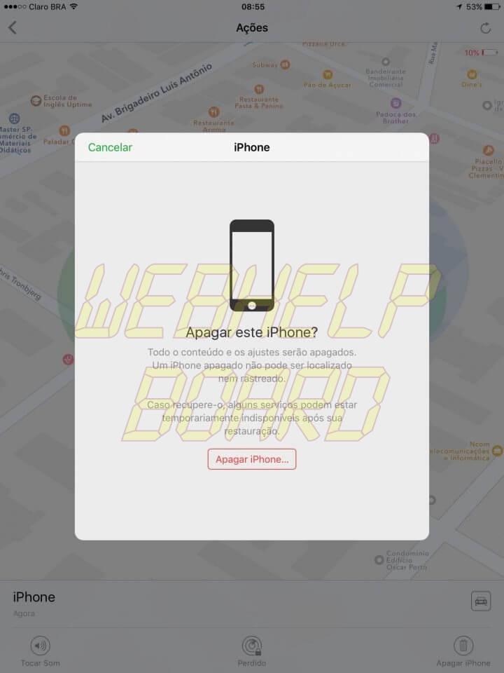 IMG 0478 720x960 - Tutorial: Roubaram meu iPhone. O que fazer?
