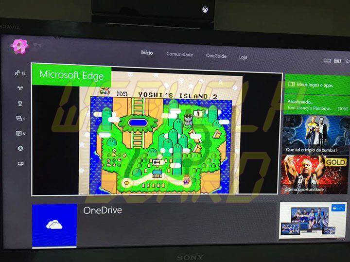 Nesbox 720x539 - Aprenda a rodar jogos clássicos do SNES, Mega Drive e GBA com emulador no Xbox One
