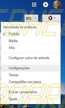 Screenshot 6 - Tutorial: como configurar seu e-mail no Gmail