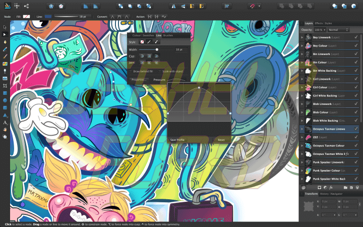 affinity designer screenshot 1 720x450 - Adobe Illustrator: aprenda a recuperar arquivos .ai corrompidos