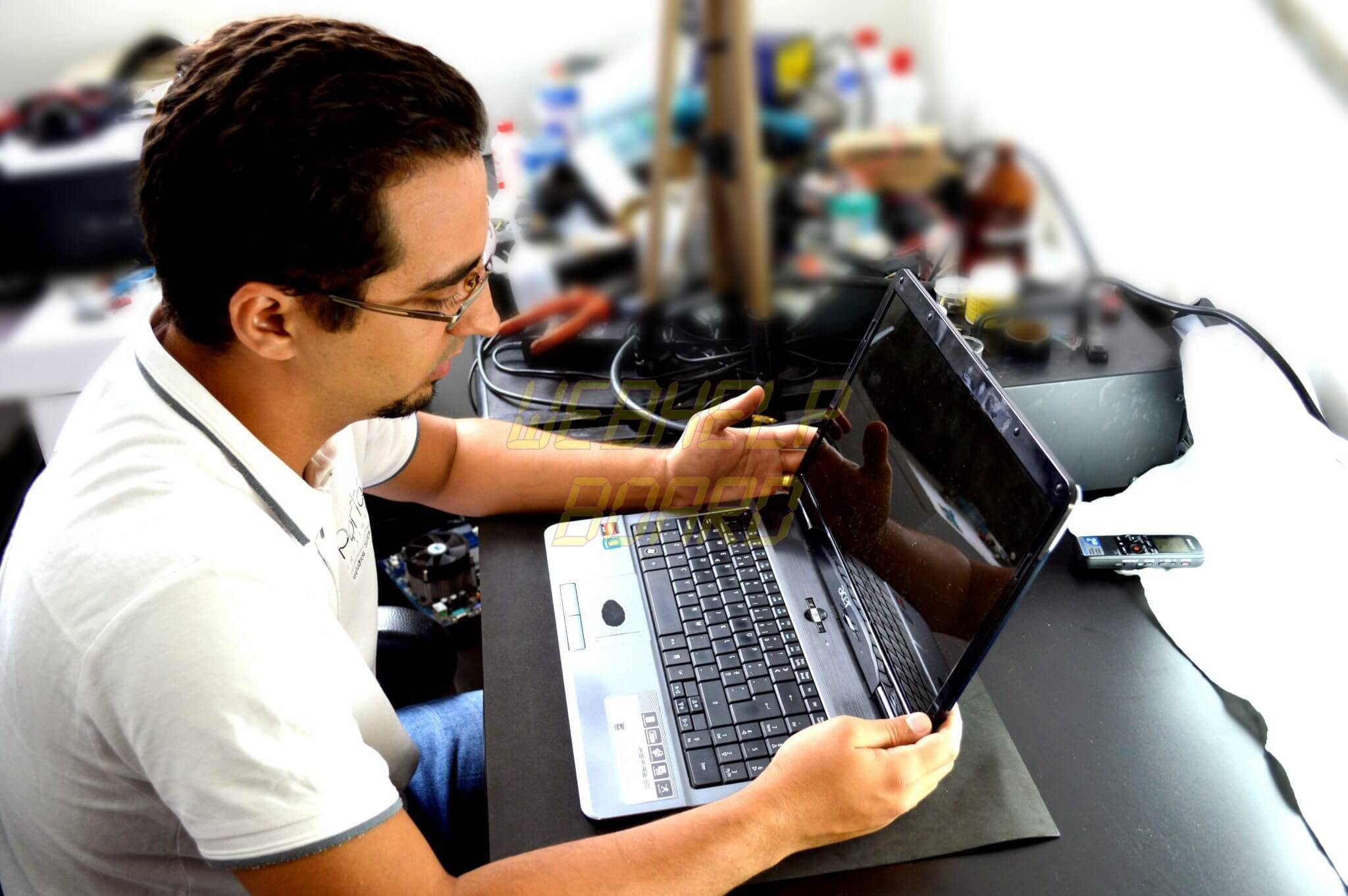 dsc 0042 - Curso online de Manutenção de Notebooks ajuda técnicos de informática