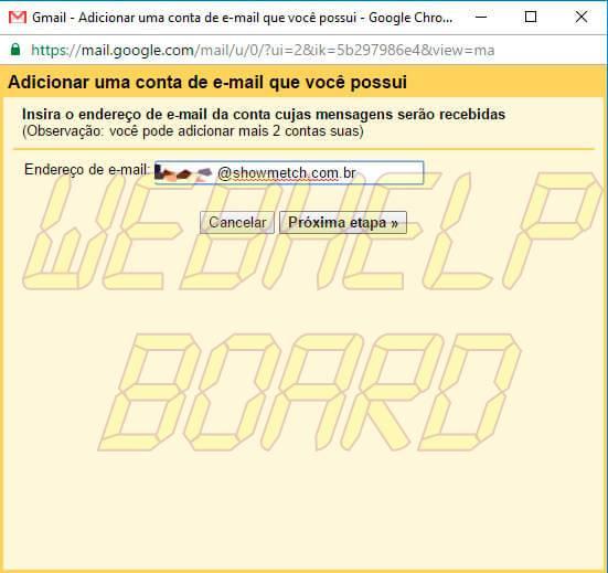 email gmail - Tutorial: como configurar seu e-mail no Gmail
