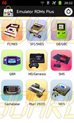 emulator roms plus - Emuladores e ROMs: Jogue os clássicos dos videogames no seu Android