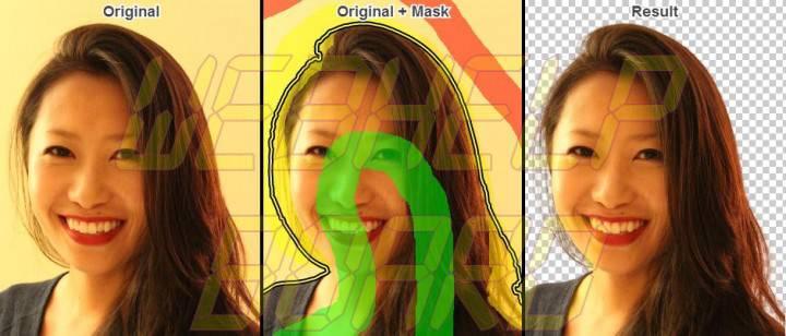 hair clipped fcbd0e02da613aaca1e83205674443c8 720x308 - Remova facilmente o fundo de suas imagens com o Clipping Magic