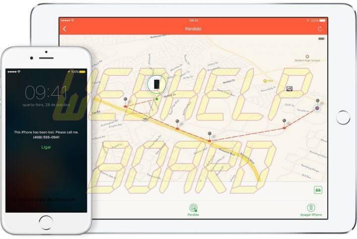 ios9 lost mode track device 720x482 - Tutorial: Roubaram meu iPhone. O que fazer?