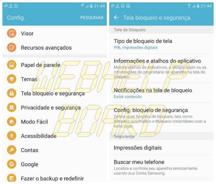 vamoquevamo 720x614 - Tutorial: Configurando o sensor de impressão digital no Galaxy S7